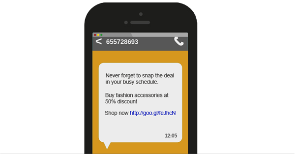email marketing triggered sms