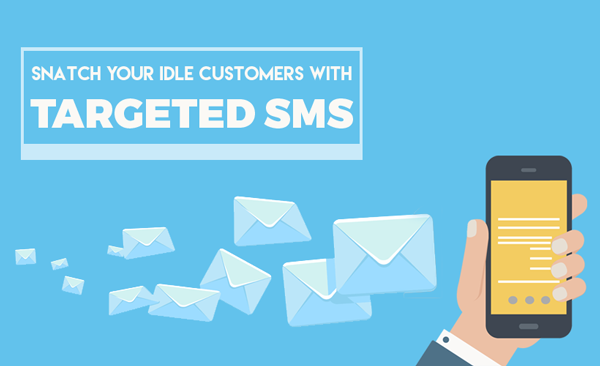Reach out to unengaged customers with iCubesPro's comprehensive SMS platform!