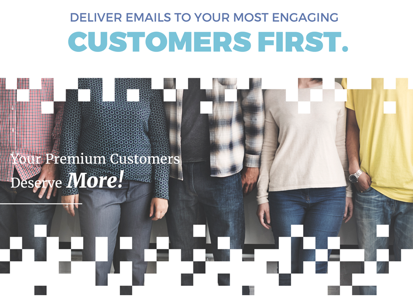 priority sending email marketing